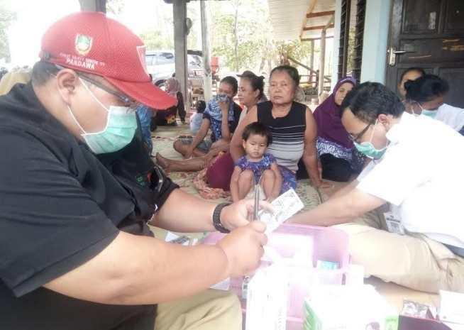 Puluhan Warga Kampung Jatirejo Terganggu dan Mengungsi - Dampak Kebakaran TPA Putri Cempo Solo