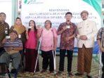 Seribu Pekerja Difabel Kota Solo Mendapatkan Kartu Kepersertaan BPJS Ketenagakerjaan