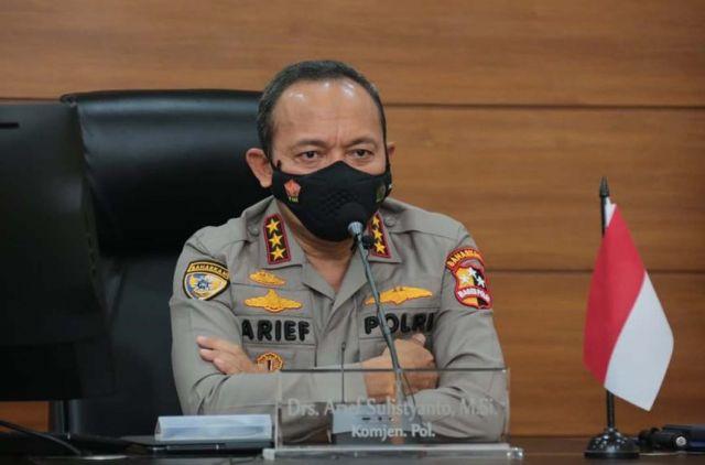 Pimpin Vicon, Kabarhakam Tekankan Arahan Presiden Soal PPKM Level 4 | Memo News